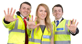 construction site security services in Nottingham