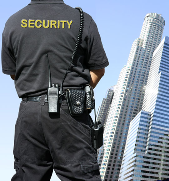 security companies in Mapperley