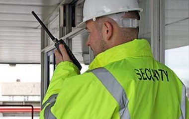 construction site security company in Nottingham